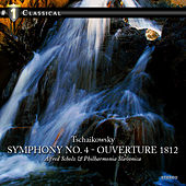 Tschaikowsky: Symphony No. 4 - Ouverture 1812 by Philharmonia Slavonica