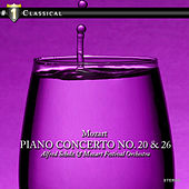 Mozart: Piano Concerto No. 20 & 26 by Various Artists