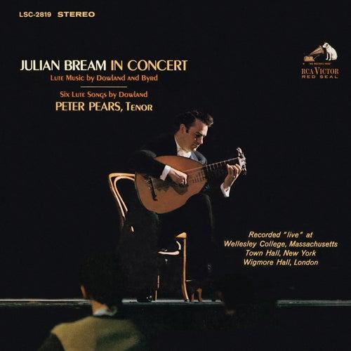 Julian Bream in Concert by Julian Bream