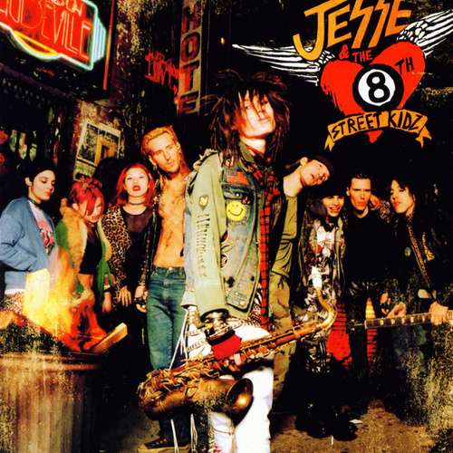 Jesse & The 8th Street Kidz by Jesse Camp