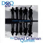 DGQ-20: A 20-Year Retrospective 1976-96 by David Grisman