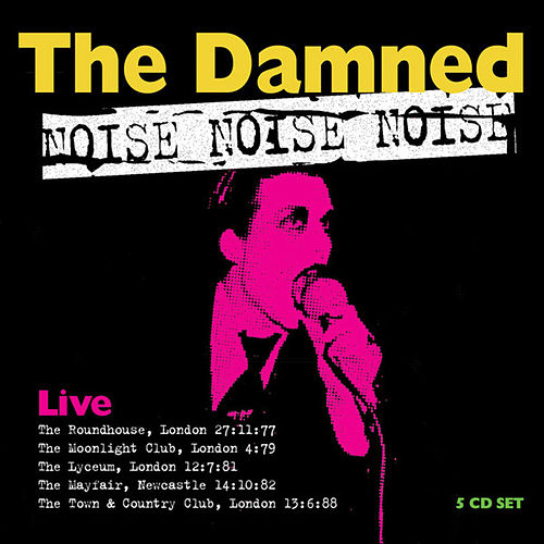 Noise Noise Noise by The Damned