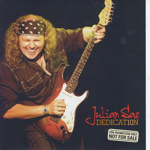 Dedication CD1 by Julian Sas