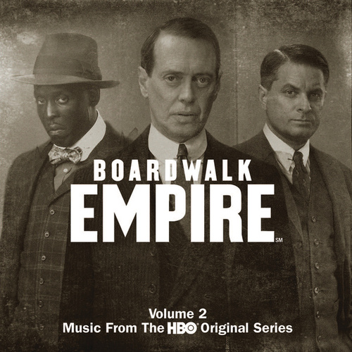 Boardwalk Empire by Various Artists