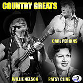 Contry Greats by Various Artists