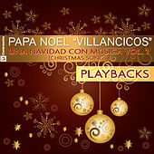 Una Navidad Con Música Vol.1 (Playbacks) by Papa Noel