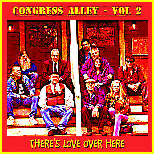 Congress Alley, Vol. 2 - There's Love over Here by Various Artists