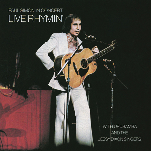 Paul Simon In Concert: Live Rhymin' by Paul Simon