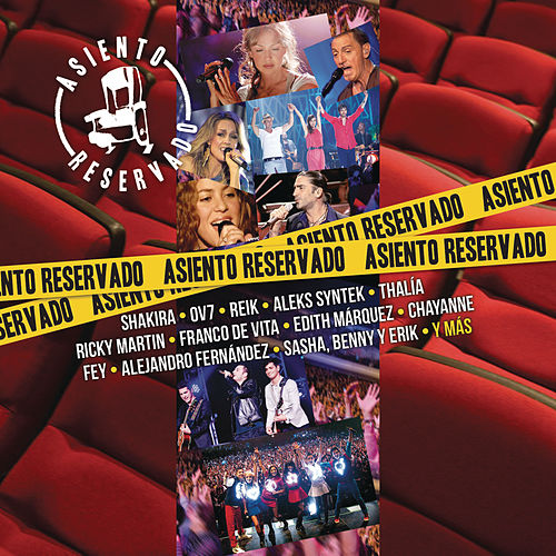 Asiento Reservado by Various Artists