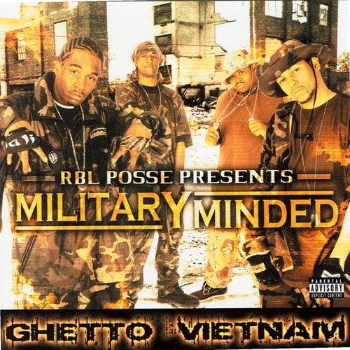 Ghetto Vietnam by R.B.L. Posse