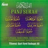 Panj Surah by Qari Syed Sadaqat Ali