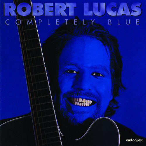 Completely Blue by Robert Lucas