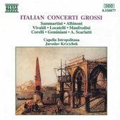 Italian  Concerti  Grossi by Capella Istropolitana