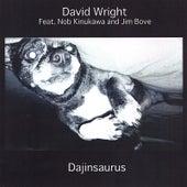 Dajinosaurus by David  Wright