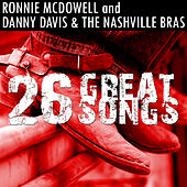 26 Great Songs by Ronnie McDowell