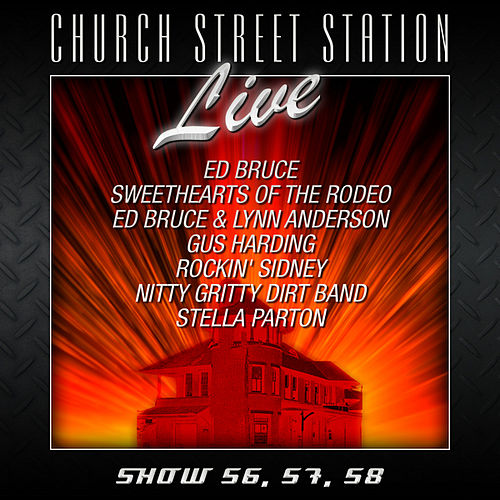 Church Street Station - Live - Show 56, 57, 58 by Various Artists