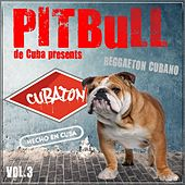 Pitbull de Cuba Presents Cubaton, Vol. 3 (Reggaeton de Cuba, Cuban Reggaeton, Dembow, Mambo) by Various Artists