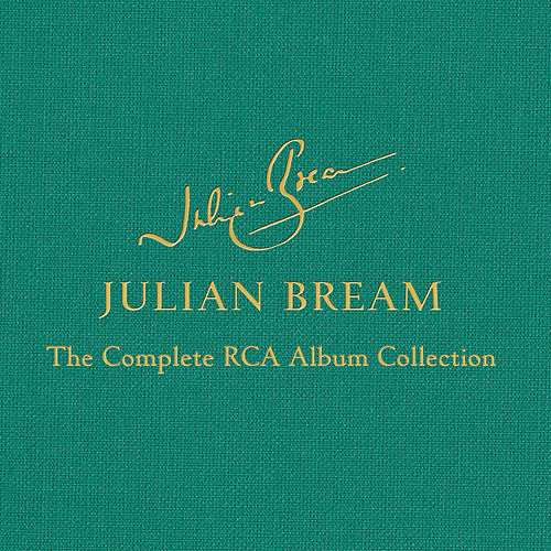 Julian Bream - The Complete Album Collection by Various Artists
