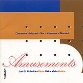 Amusements - Works Arranged for Flute and Guitar by Various Artists