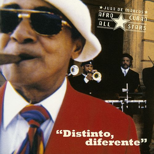 Distinto Diferente by Afro-Cuban All Stars