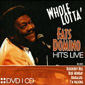 Whole Lotta Fats Domino Hits Live by Fats Domino