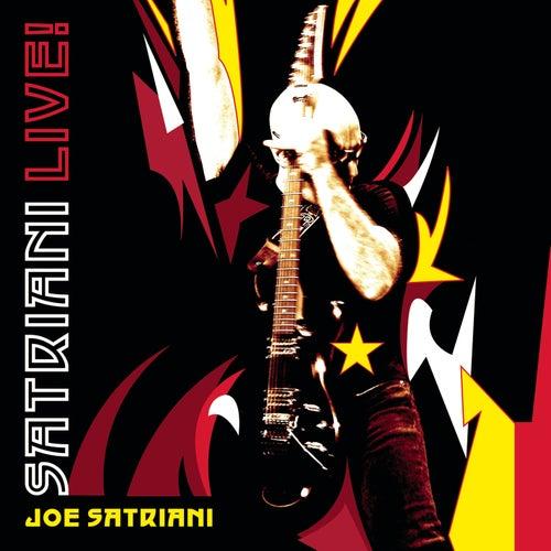 Satriani Live by Joe Satriani