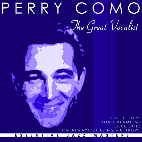 Portrait of Perry Como by Perry Como