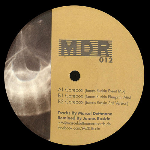 Corebox - James Ruskin Mixes by Marcel Dettmann
