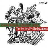 English Medieval Christmas Carols by New York Pro Music Antiqua