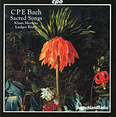 C.P.E. Bach: Sacred Songs by Klaus Mertens