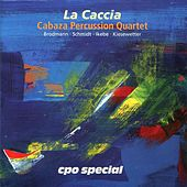 La Caccia by Cabaza Percussion Quartet