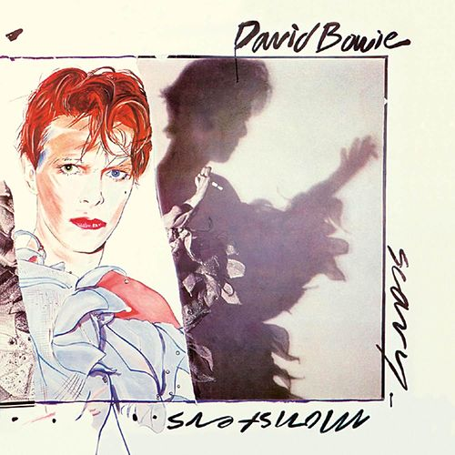 Scary Monsters (And Super Creeps) by David Bowie
