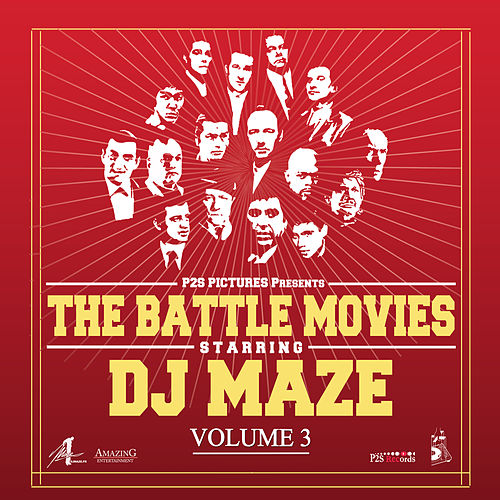The Battle Movies, Vol. 3 by DJ Maze