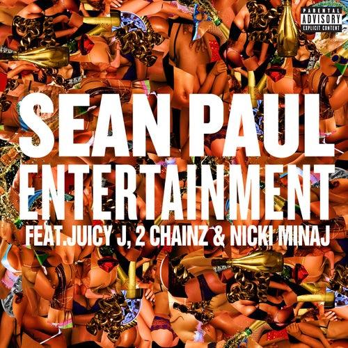 Entertainment 2.0 [feat. Juicy J, 2 Chainz and Nicki Minaj] by Sean Paul