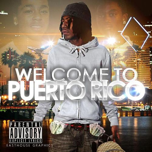 Welcome to Puerto Rico by P.Rico