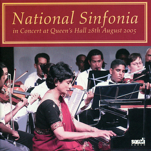 Jr: In Concert at Queen''s Hall 28th August 2005 by National Sinfonia
