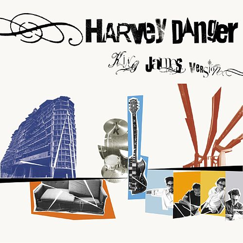 King James Version by Harvey Danger