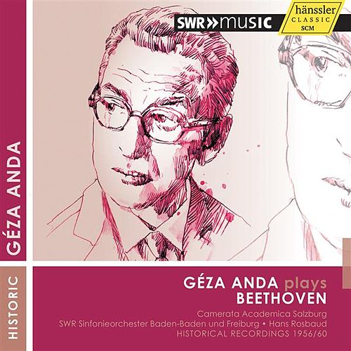 Geza Anda Plays Beethoven by Geza Anda