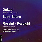 Danse Macabre, Rossini-Respighi; La Boutique fantasque by Various Artists