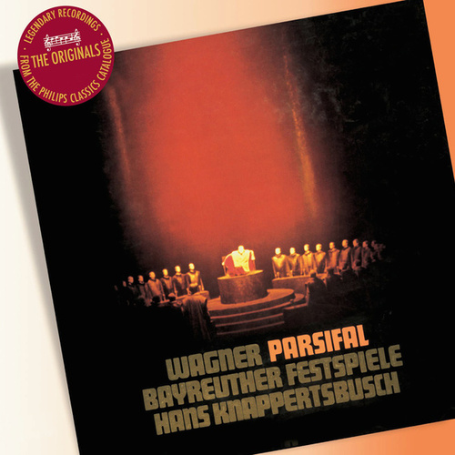 Wagner: Parsifal by Various Artists