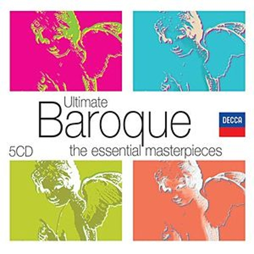 Ultimate Baroque by Various Artists