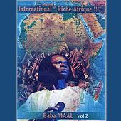 International riche Afrique, vol. 2 by Baaba Maal