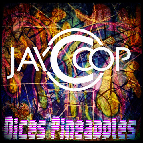 Dice Pineapples by Jay Coop