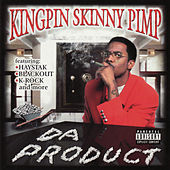 Da Product, Vol. 1 by Kingpin Skinny Pimp
