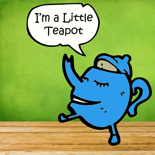 I'm a Little Teapot: 30 Kids Dance Songs for Tumbling Toddlers by Tumble Tots