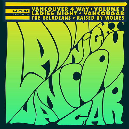 Vancouver 4-way Volume 1 by Various Artists