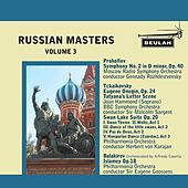 Russian Masters, Vol. 3 by Various Artists