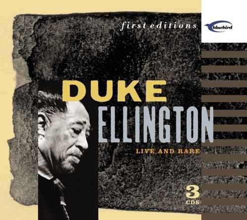 Live & Rare by Duke Ellington