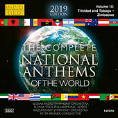 The Complete National Anthems of the World (2013 Edition), Vol. 10 by Various Artists