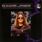 Purple Electric Violin Concerto by Ed Alleyne-Johnson